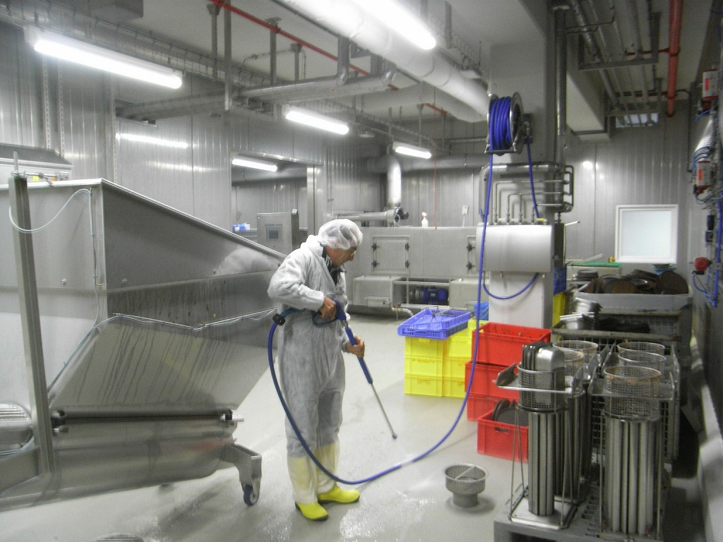 servicio limpieza industrial