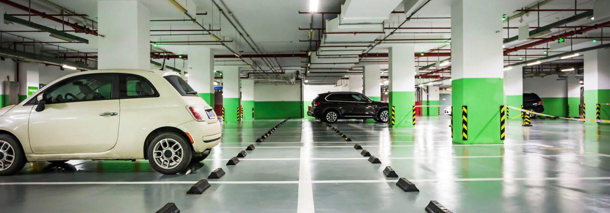 limpieza parking net service