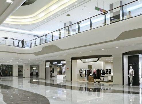 Pulimentacion de superficies centro comercial NetService Barcelona