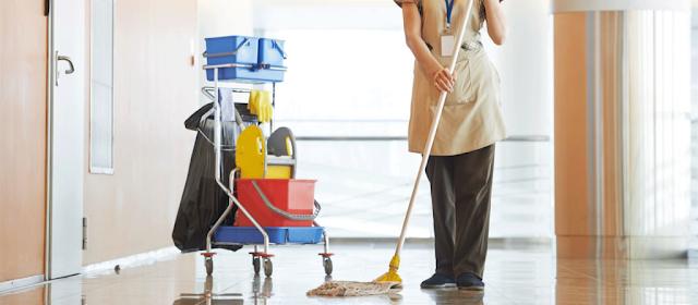 limpieza de oficinas- servicio profesional net service Barcelona