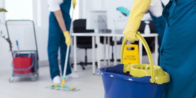 limpieza-profesional de oficinas netservice barcelona