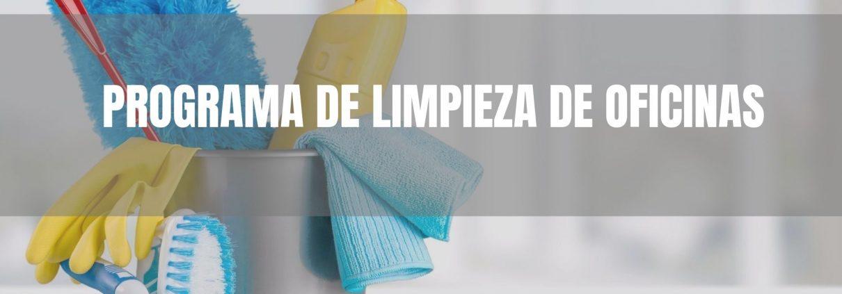 Programa de Limpieza de Oficinas