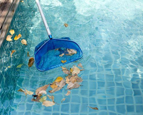 Consejos para la limpieza de piscinas