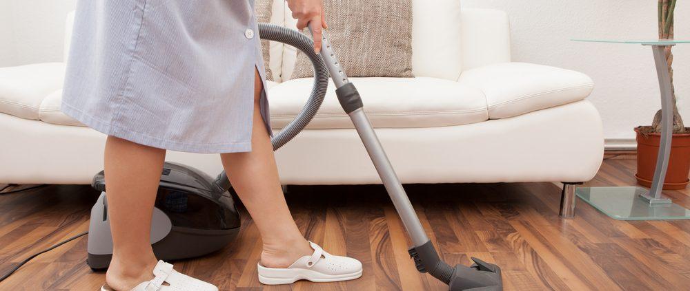 El servicio doméstico: Una prioridad