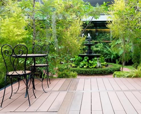 Decoración de tu jardín
